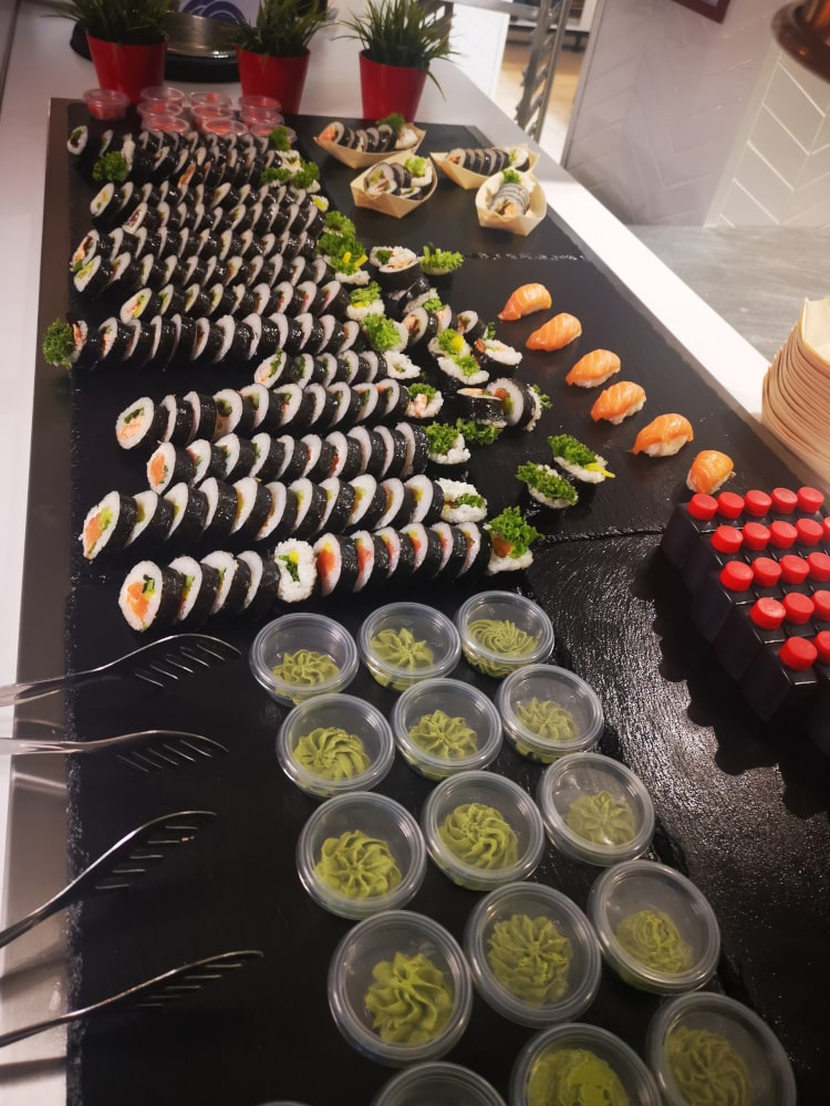 Mobina Stacja Sushi