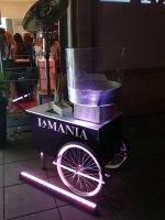 maszyna do waty cukrowej wypożyczalnia