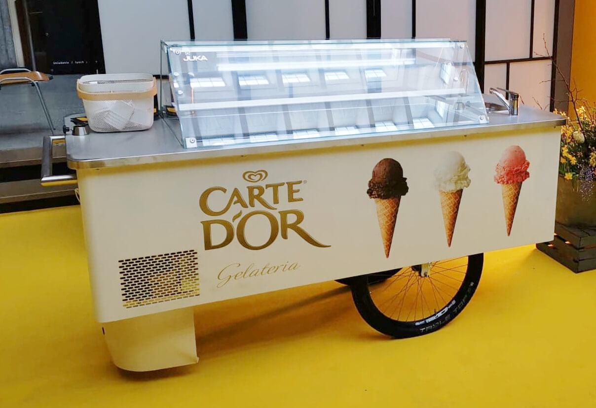 Lody kulkowe Carte d'Or