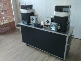 Bary kawowe na targi