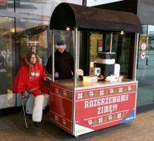 budka z kawą na event warszawa