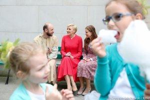 Dzień Dziecka w Pałacu Prezydenckim