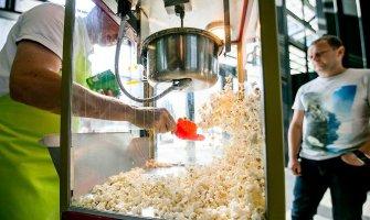 wynajem stoiska z popcornem