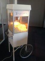 wypożyczenie maszyny do popcornu