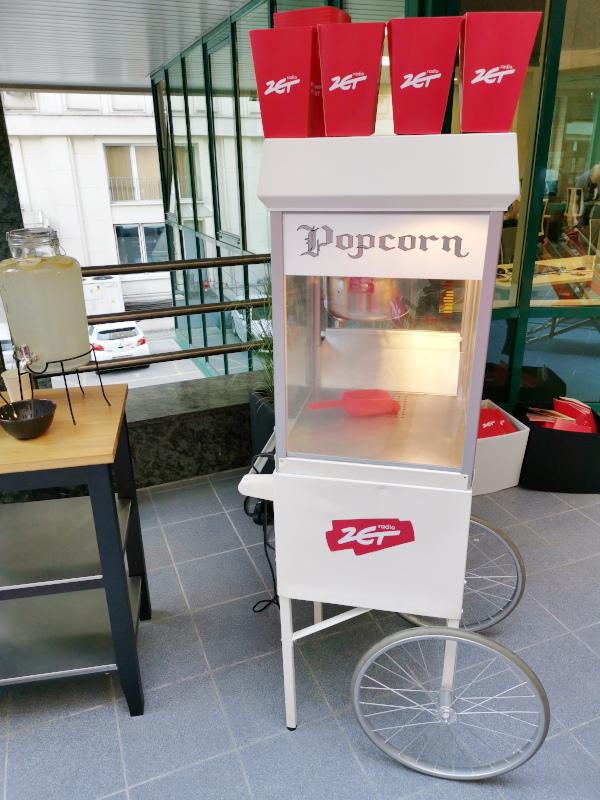 popcorn wynajem
