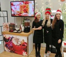catering imprezy świąteczne z gorącą czekoladą