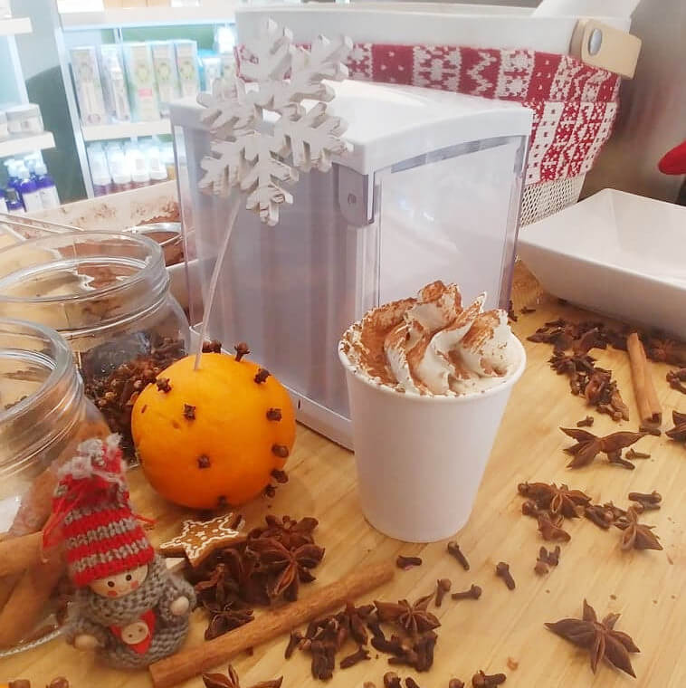 czekolada z bitą śmietaną obsługa imprez catering