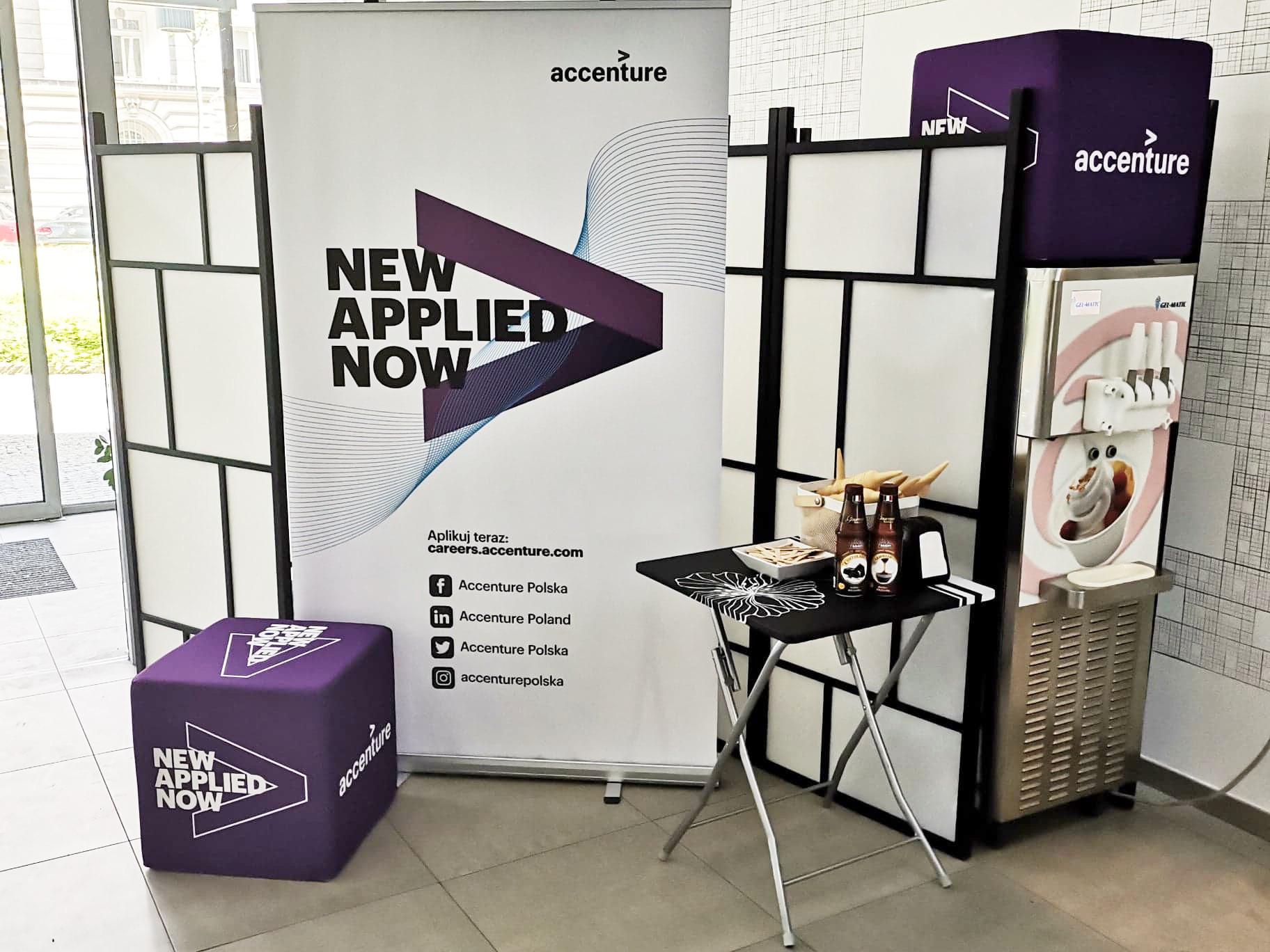 Accenture konferencja IT na Politechnice Warszawskiej