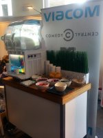 Wynajmujemy stoiska z barem jogurtowym