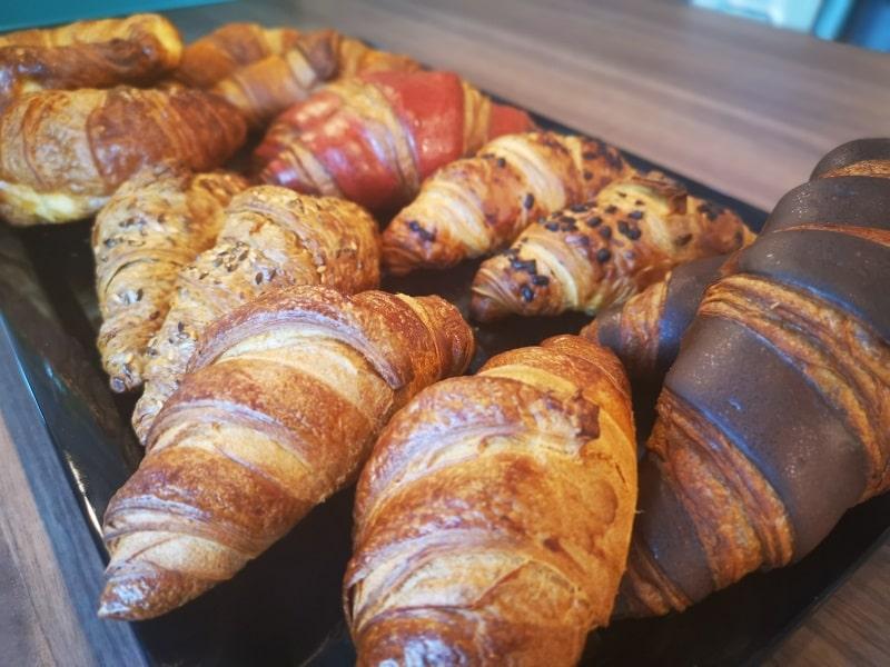 croissant bar - mobilna piekarnia