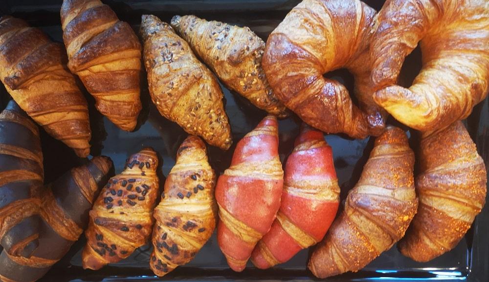 croissant bar 2 - mobilna piekarnia